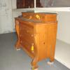 An old bureau in the provincial collection.